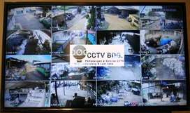 Pasang kamera CCTV murah bergaransi bisa pantau di hp android / iphone