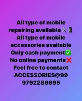 Mobile shop open