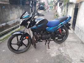 Glamour allmost new condition bike instant sell Exchange possible
