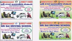 Sri sai driving school