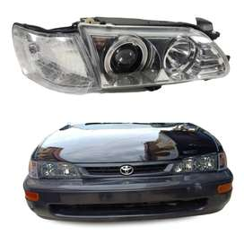 Corolla 96 Headlights With Grill