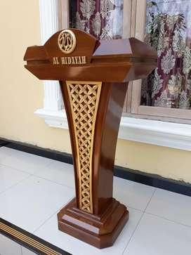 Mimbar ceramah presiden jati229.72