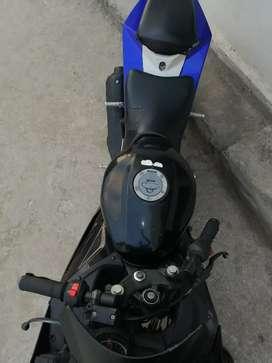 Yamaha r 15 sport bike