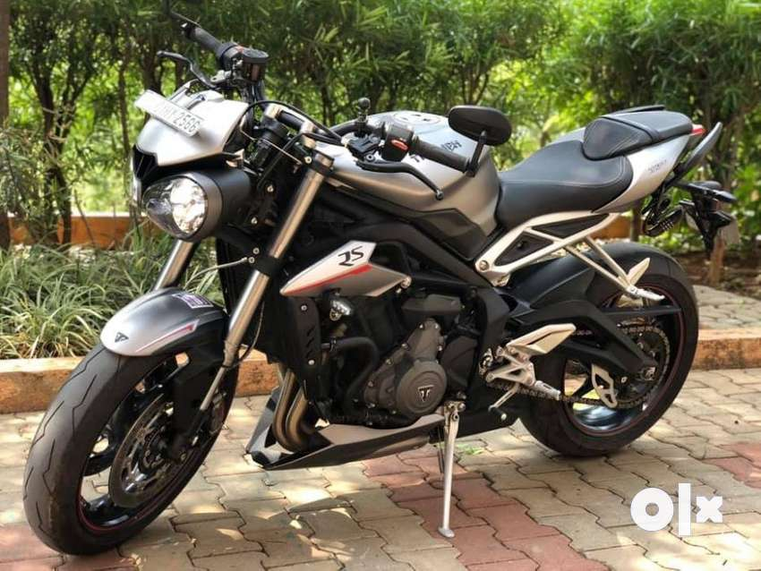 Triumph Street Triple RS 2018 in mint condition!! 0