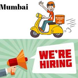 Delivery Boy / Delivery Executive (Fresher) - Mumbai