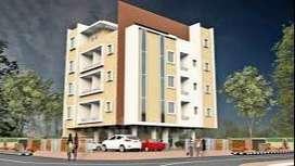 2 BHK Apartment for rent at Chalappuram.