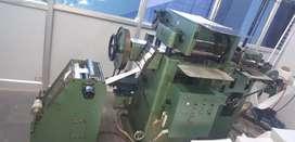 Machine operator