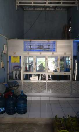 spesialis pemasangan instalasi depot air minum mineral&reverse osmosis
