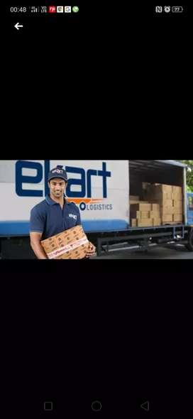 Ekart delivery boy  ( only THAKUPUKUR or Joka Area Boy )