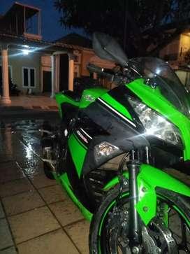 Dijual Motor Ninja 250 FI SE