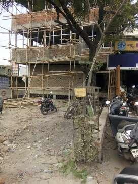 Rent for 1650 sqft space at main road near to maruti Suzuki Rustampur