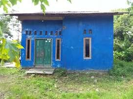 Rumah Perkampungan Padat Penduduk Tinggarjaya Sidareja Cilacap