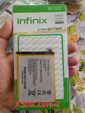 Baterai Infinix Tipe Khusus Original