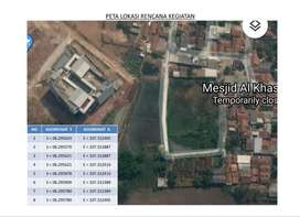 Tanah Lubangsari (Belakang Pemda 2) sudah ada izin residensial