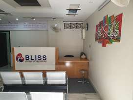 Bliss Health care need staff