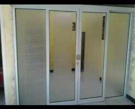 Kusen aluminium pintu seleding 29$