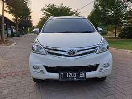Toyota Avanza G Manual 2014  Mobil Istimewa, Rawatan, Service Record !