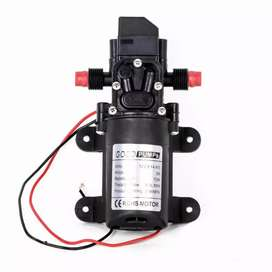 Pompa Air Elektrik High Pressure 12V 72W 130PSI