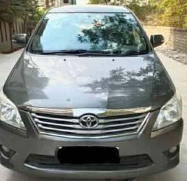 Toyota Innova 2.5 VX 8 STR BS-III, 2014, Diesel