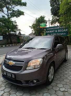CHEVROLET ORLANDO 2012 MATIC