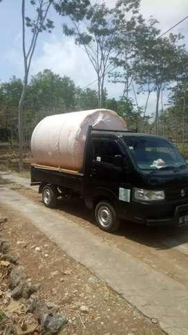 Tandon air 1000 liter tandon new88 SNI tiga lapis
