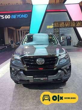 [Mobil Baru] FORTUNER 4X2 2.4 VRZ AT DSL TRD 2020 (Promo Spesial Imlek