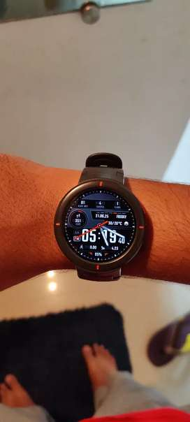 Amazfit Verge Phone Call Smart Watch with Alexa-Built in
