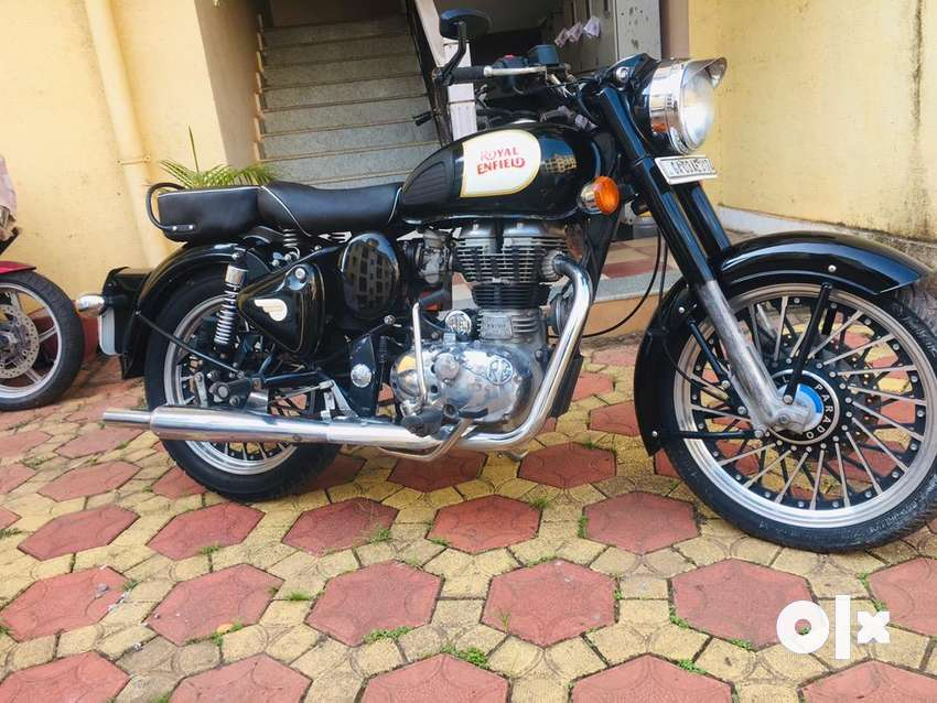 Royal enfield classic 350 well maintain