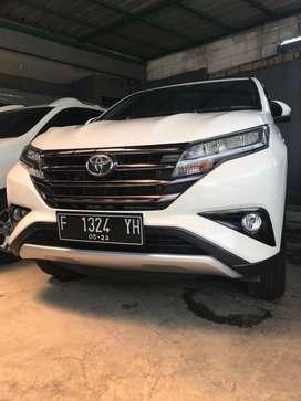 Toyota Rush 1.5G 2018 Bogor Murah Sehat Mulus Banget Siap gas