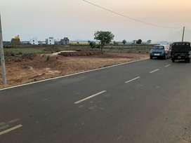 Plot for rent facing 200ft approach road & 30 ft adjecent road