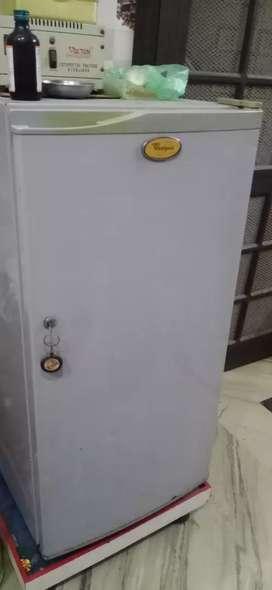 Whirlpool ka fridge