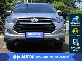 [OLX Autos] Toyota Innova 2.4 Venturer Diesel A/T 2019 Silver