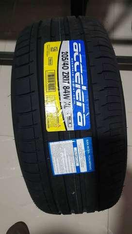 Ban Mobil ACCELERA PHI-R 205 40 R17 (Beli 4pcs Gratis Spooring)