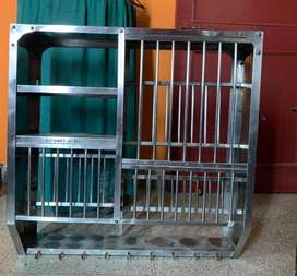 Steel Burtan Stand