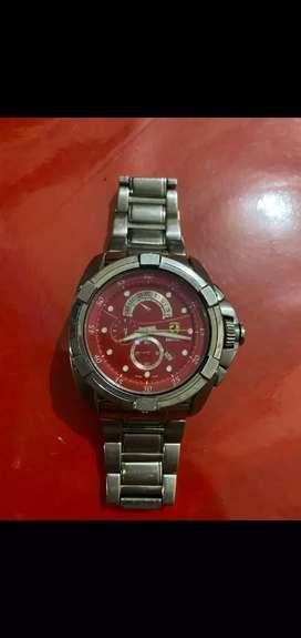 Dijual Jam Tangan Ferrari