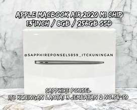 Apple Macbook Air M1 256GB(BNIB) -Bs COD/Tt/Kredit No CC