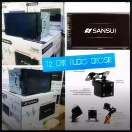 Mumer gan 2din SANSUI JAPAN androidlink 7inc full hd+camera hd