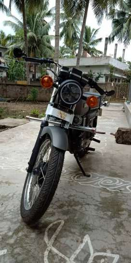 Rx100 which was fully tuned