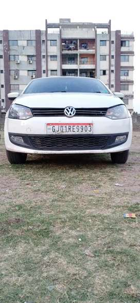 Volkswagen Polo 2014 Diesel 101000 Km Driven