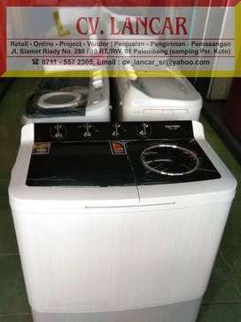 Mesin Cuci POLYTRON 10Kg (Gratis ongkir dan bayar ditempat)