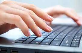 data entry work at home vacancy limited join now