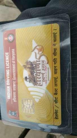 Job chahiyen mujhe Heavy driving license h 15 years experience bhi h