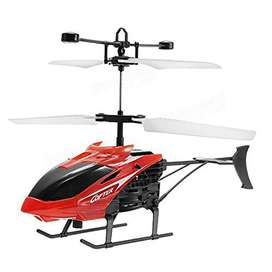 Hand Sensor Rechargeable Helicopter!