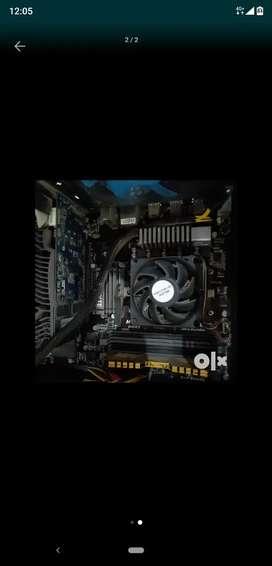 AMDbFX 6300 Desktop with Nvidia 610 2 GB Graphics card