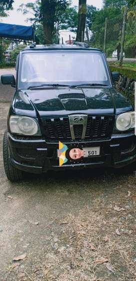 Mahindra Scorpio LX 2.6 Turbo, 2009, Diesel