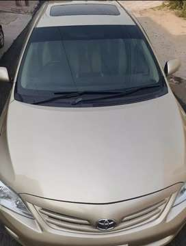 Toyota Corolla Altis 2014 model