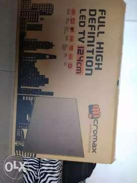 "Micromax 49"" LED TV"
