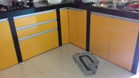 2BHK semi-furnished flat for rent in Fatorda nr PWD Office