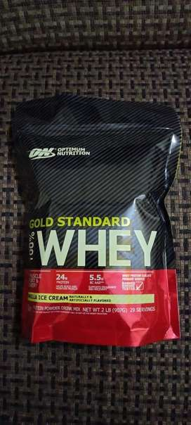 Whey protein 2 lbs