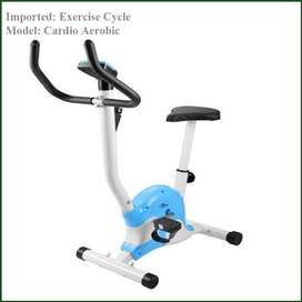 Aerobic Cardio Exercise Bike, Gym Exercise Cycle, Shape it up!